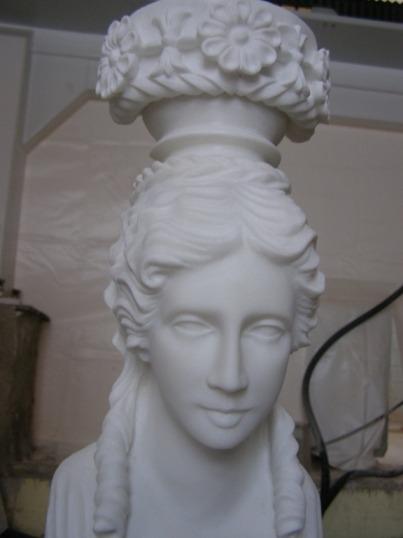 статуи из мрамора  от компания мелодия камня