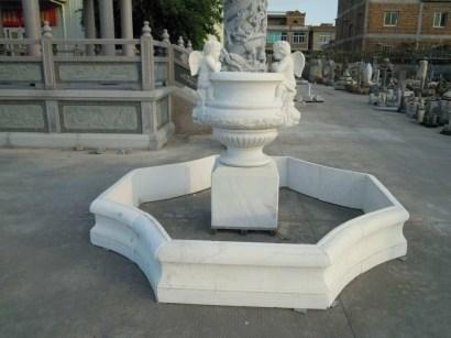 статуи из мрамора